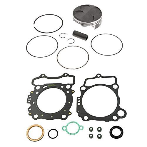 Namura, FX-40037K, Size A Forged Piston & Gasket Kit Yamaha 2014-2018 YZ250F, 2015-2019 YZ250FX & 2015-2018 WR250F Standard Bore 77mm ()