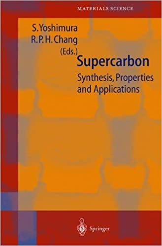 Supercarbon: Synthesis, Properties and Applications (Springer Series in Materials Science)