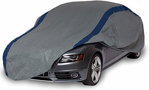 Duck Covers A3C200 Weather Defender Car Cover for Sedans up to 16' 8