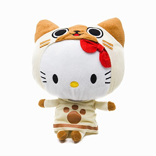 - Hello Kitty Monster hunter Airou 12