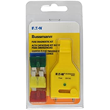 Bussmann DIA-1 ATC Blade Fuse Diagnostic Kit