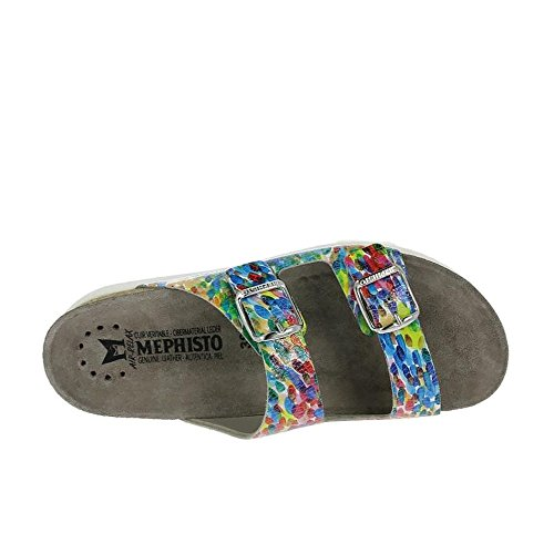 Multicolour Multicolour Monet Mephisto Money Sandals Harmony 4fqCxwFa