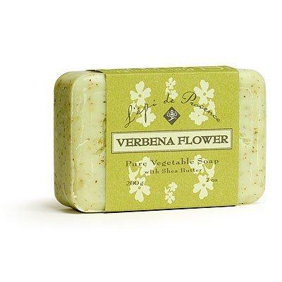 L Epi Provence - L'Epi de Provence Shea Butter French bath Soap - Verbena Flower - 7 oz.