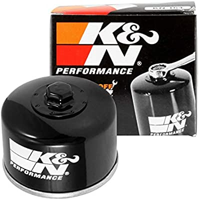 For BMW MC Oil Filters Pro Series Powersports Canister K/&N KN-164 6 Pack