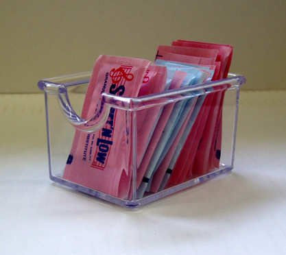 Gessner Products IW-1925-CL Standard Sugar Caddy- Case of 12