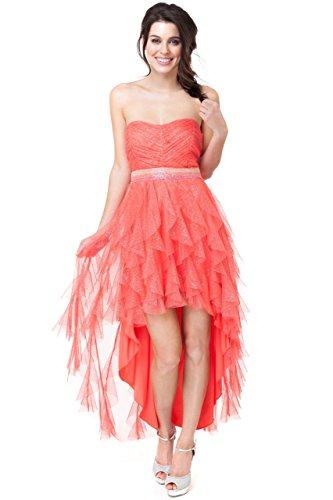 high low bodice dress - 6