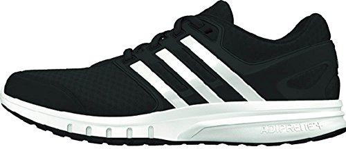 Adidas Mens Galaxy Elite Ff Hardloopschoen Zwart / Wit / Rood