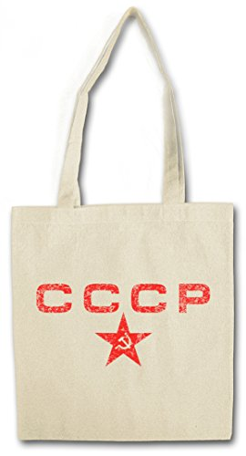 Pochette Communism Star Red Cccp Soviet De Cotong Soviétique Sac Courses Union Udssr Socialism Army Backwoods Putin Urban Communisme Socialisme Ddr Réutilisable En HtXq5x
