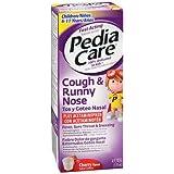 Pediacare+cgh&Run Nse Chr 4oz (Pack of 6)