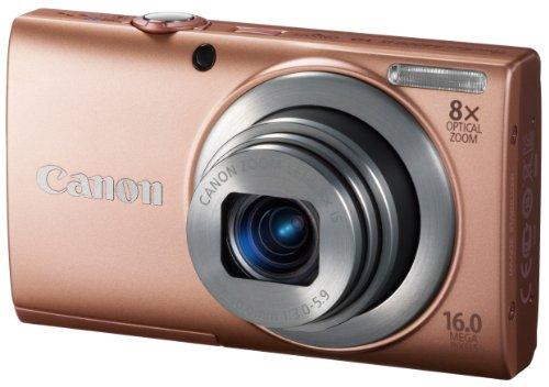 キヤノン パワーショットA4000 IS ピンク