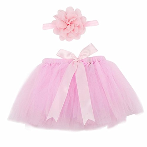 Lisin Newborn Baby Girls Boys Costume Photo Photography Prop Outfits Skirt+Headband