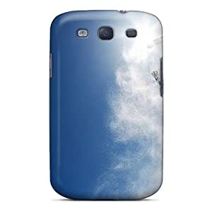 New Phone Case Super Strong Snowboarding Blogfa Snowboard Sky Sun X Tpu Case Cover For Galaxy S3