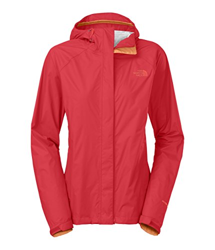 North Face Women's Venture Jacket (X-Large, Melon Red)