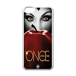 [bestdisigncase] For Iphone 5c -TV Series Once Upon a Time PHONE CASE 6