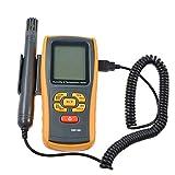 Four Digital Temperature Humidity Measuring Meter Hygrometer Thermometer Combine Gauge -10-50 Degree