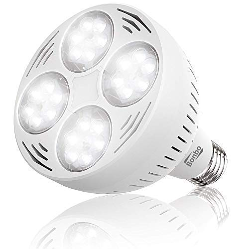 Bonbo LED Pool Light Bulb - White - 12V 50watt - 3800 lumens