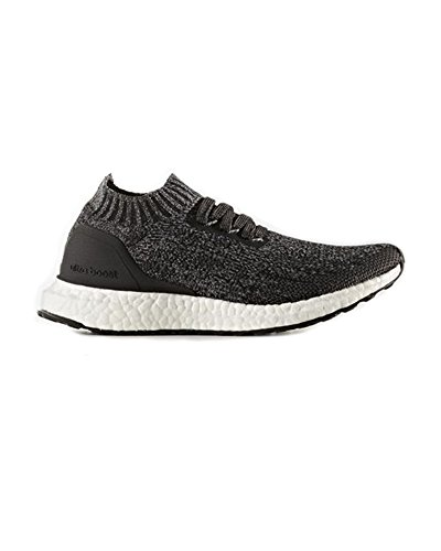 adidas Ultraboost Uncaged Shoe Junior's Running 6 Core Black-Dark Grey Solid-Grey by adidas