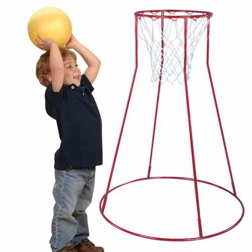 Constructive Playthings RIM-4 Portable Basketball Hoop For Children (Basketball Stands And Hoops)