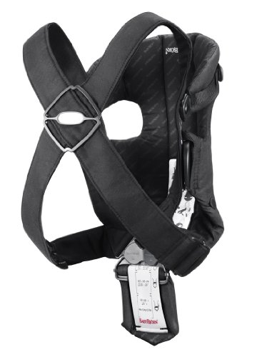 Buy Babybjorn Baby Carrier Original Black Online At Low Prices In