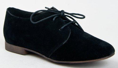 Breckelles Women Sandy-31 Black (7 US),7 B(M) US