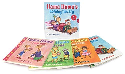 Llama Llama's Holiday Library