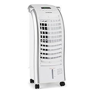 Klarstein Maxfresh WH Ventilator Luftkühler 6L 65W Fernbedienung Eispack