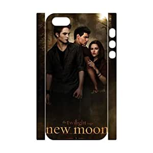YNACASE(TM) The Twilight Saga DIY 3D Cell Phone Case for iPhone 5,5G,5S,Personalized 3D Cover Case with The Twilight Saga
