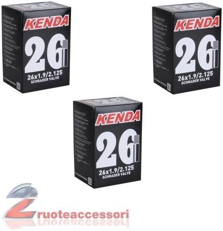 Camara Kenda 26x1.9/2.125 | Schrader: Amazon.es: Deportes y aire libre