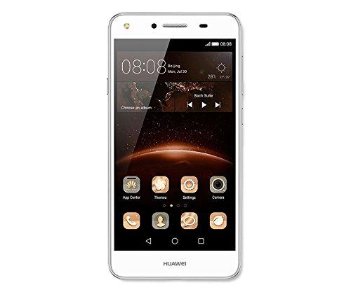"""60 opinioni per Huawei Y5 II Pro Version Smartphone, Display 5.0"""" HD, Memoria Interna 8 GB, 1 GB"""