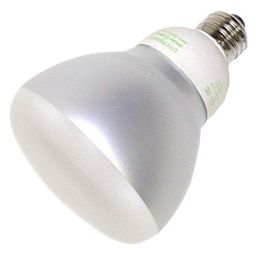 Litetronics 62360 - MB-1100DL 11W 120V DIMMABLE COLD CATHODE Cold Cathode Screw Base Compact Fluorescent Light Bulb