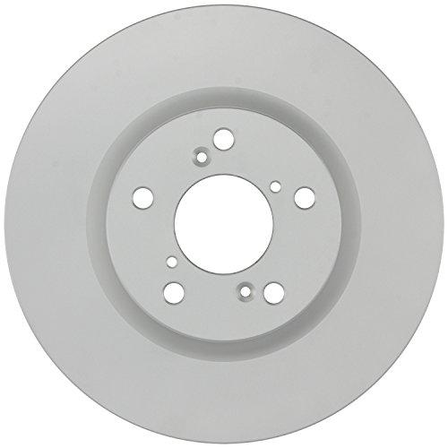 Bosch 26011425 QuietCast Premium Disc Brake Rotor For 2009-2014 Acura TL; Front