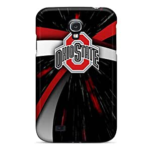 Samsung Galaxy S4 SuR2779MDiT Unique Design Beautiful Ohio State Image Scratch Resistant Cell-phone Hard Covers -TimeaJoyce