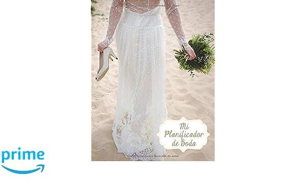 Mi Planificador De Boda: Un Organizador de Bodas, Novia en la Playa (Spanish Edition): M2MParty Designs: 9781794632875: Amazon.com: Books