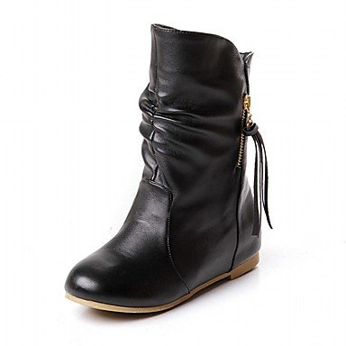 EU41 5 Novelty Casual Evening CN42 Boots RTRY Patent Dress Leatherette 8 Spring 10 UK7 Career Comfort Office Fall Wedding Platform 5 amp;Amp; Party Women'S US9 Winter Leather amp;Amp; x10qaHgx