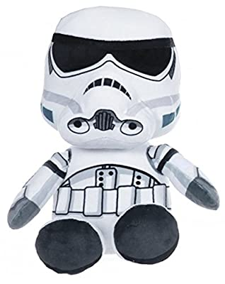Star. Wars. Plush Stormtrooper 30cm,Saft Toys, Official Licensed