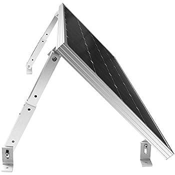 Amazon Com Renogy Adjustable Solar Panel Tilt Mount