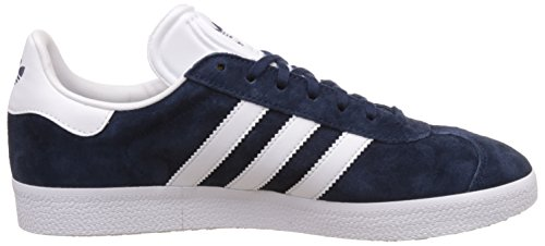 Deporte Collegiate Gazelle Colores Adulto Unisex Varios White Navy Zapatillas adidas Gold de Metalic wxBZtWCnAq