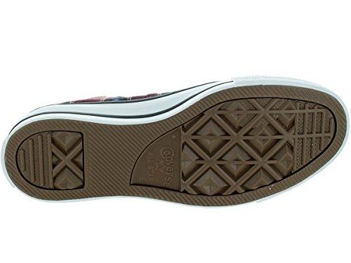 Converse CT Dual Zip High White Bordeaux 549575C, Basket