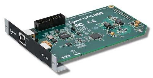 Lynx LT-USB LSlot interface for the Aurora 8 or 16