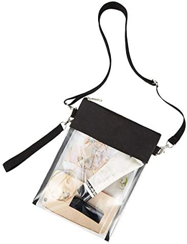 Greenpine Cross body Bag Clear Approved Adjustable product image