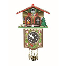 Black Forest Clock Black Forest House Weather House TU 809 P