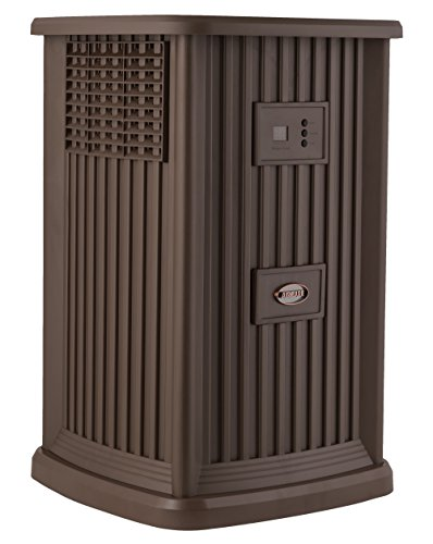 Essick Air AIRCARE EP9 500 Digital Whole-House Pedestal-Style Evaporative Humidifier, Nutmeg