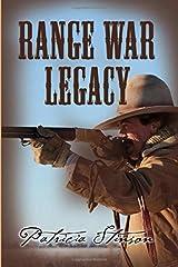 Range War Legacy Paperback