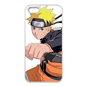 iphone5 5s phone case White Naruto YHN6278375