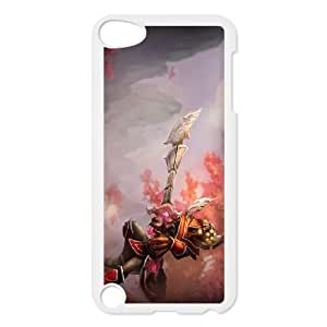 League of Legends(LOL) Master Yi iPod Touch 5 Case White DIY Gift pxf005-3684292