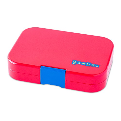 yumbox aztec red leakproof bento lunch box container for. Black Bedroom Furniture Sets. Home Design Ideas