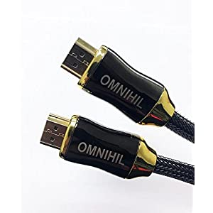 OMNIHIL Replacement (50FT)HDMI Cable for Bose Home Theater System
