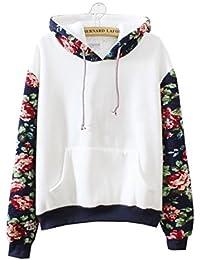 Amazon.com: White - Fashion Hoodies & Sweatshirts / Clothing ...