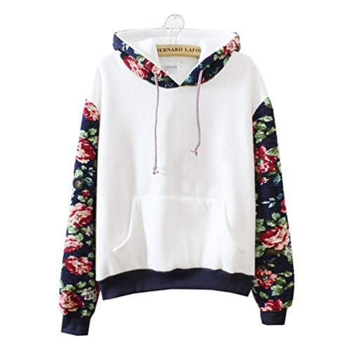 Followme2shop Cute Sweaters Flowers Hoodies product image