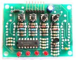 KIB SUBPCBM21 Replacement Board